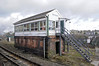 Buxton signal box, Sat 26 February 2011