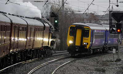 Buxton Spa Express, 26 February 2011