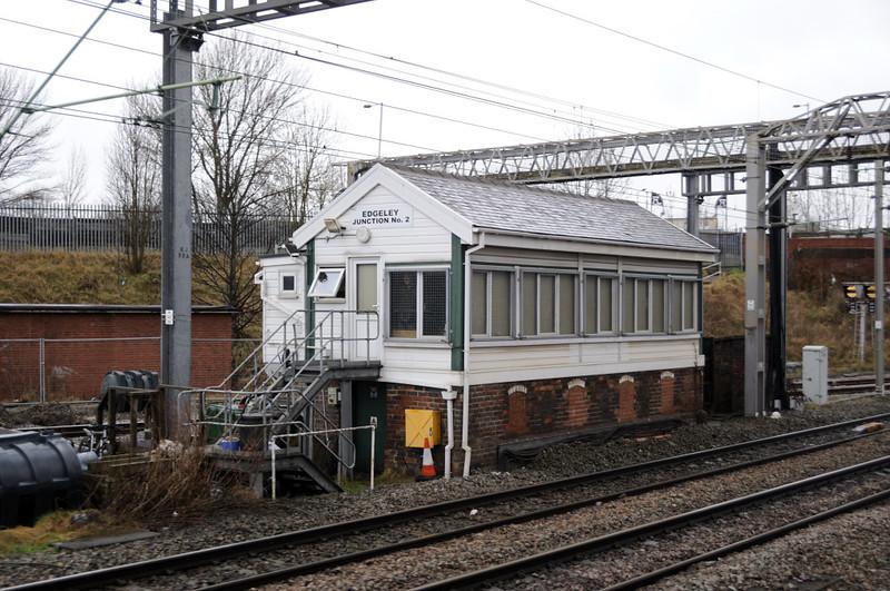 Edgeley Junction No 2 signal box, Sat 26 February 2011 - 1021