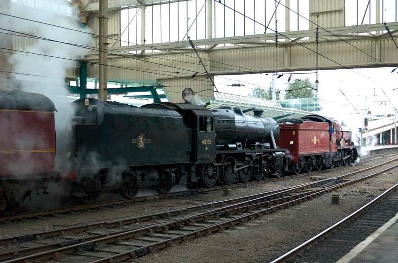 5972 Olton Hall & 48151, Carlisle, Sat 30 July 2005 1 - 1327.