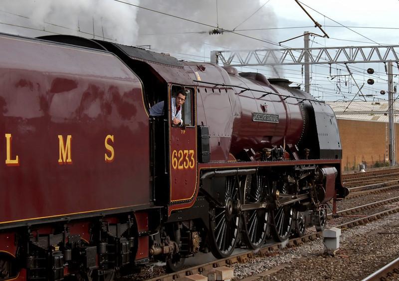 6233 Duchess of Sutherland, 1Z27, Carlisle, 10 October 2009 5 -  1612