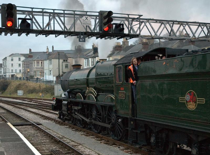 6024 King Edward I, Plymouth, Sat 29 January 2005 2.