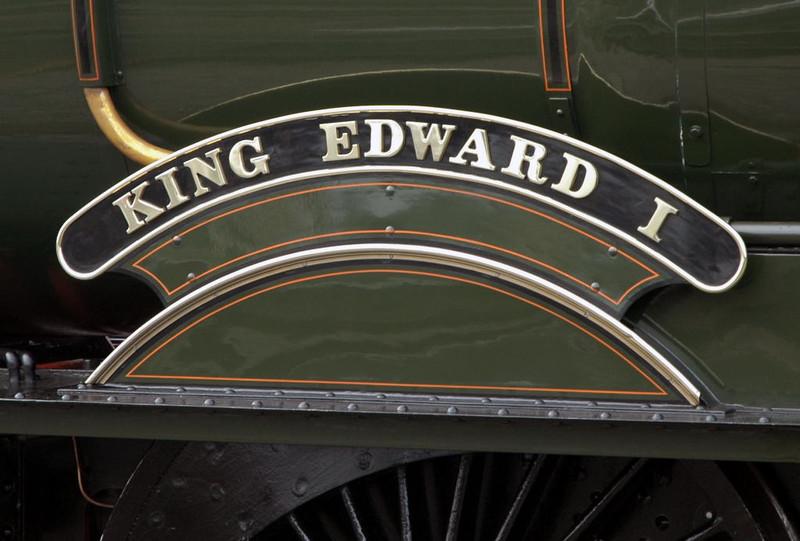 6024 King Edward I, Bristol, Sat 29 January 2005 2
