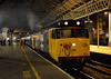 50049 Defiance & 50044 Exeter, 1Z47, Preston, Sat 19 November 2011 - 0429 2.   The 12 coaches were 99304, 99122, 3143, 99679, 3148, 3150, 99371, 99311, 99722, 99327, 99328 & 5032.
