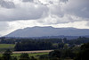 Looking west to Blencathra from near Culgaith, Wed 25 Aug 2010 - 1618