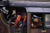 5690 Leander, Carlisle, 1Z22, Wed 25 Aug 2010 3 - 1340    The footplate crew.