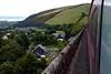 Crossing Knucklas viaduct, Mon 29 August 2005 2