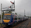 170408, Aviemore, 27 August 2007 - 1431   ScotRail's 1140 Edinburgh - Inverness departs on time.