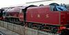 6100 Royal Scot, Crewe, Sat 12 March 2011 3