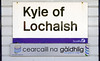 Kyle of Lochalsh station, Sat 19 June 2010 1