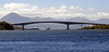 Looking west to the Skye Bridge, Kyle of Lochalsh, Sat 19 June 2010