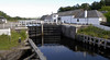Caledonian canal, Clachnaharry, Sat 19 June 2010 - 1852 3.  Looking towards Inverness.
