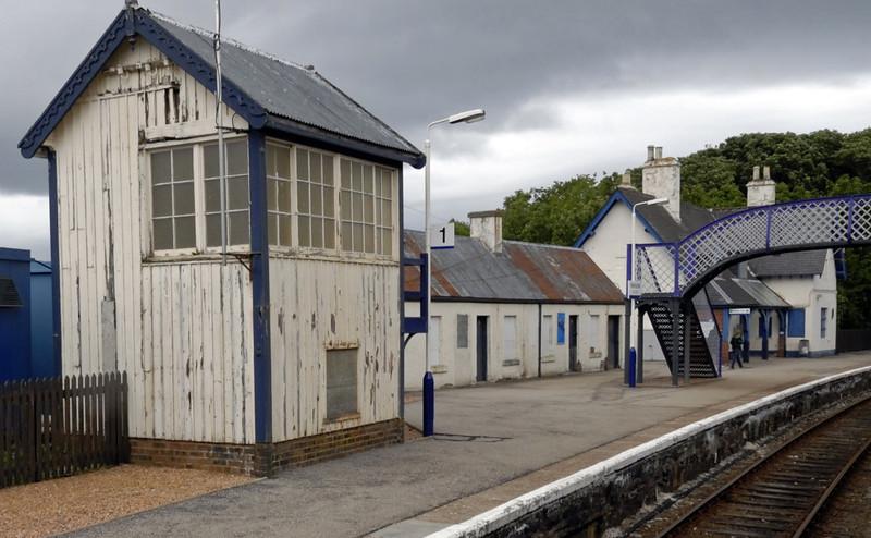 Helmsdale station, Sun 20 June 2010 - 1312