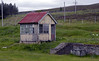 Disused signal box, Kinbrace, Sun 20 June 2010 - 1359