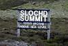 Passing Slochd summit, Mon 21 June 2010 - 1040