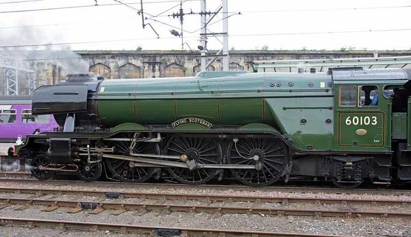 My British railtours
