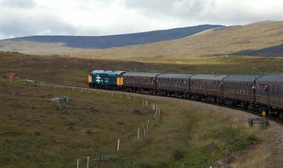 West Highlander, 25 August 2007