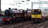 5690 Leander (5Z23) & 314213, Glasgow Centrral, 25 September 2009 - 1835