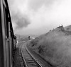 45627 Sierra Leone, Beattock bank, 20 August 1965    This Jubilee had a train of similar size to Leander's...