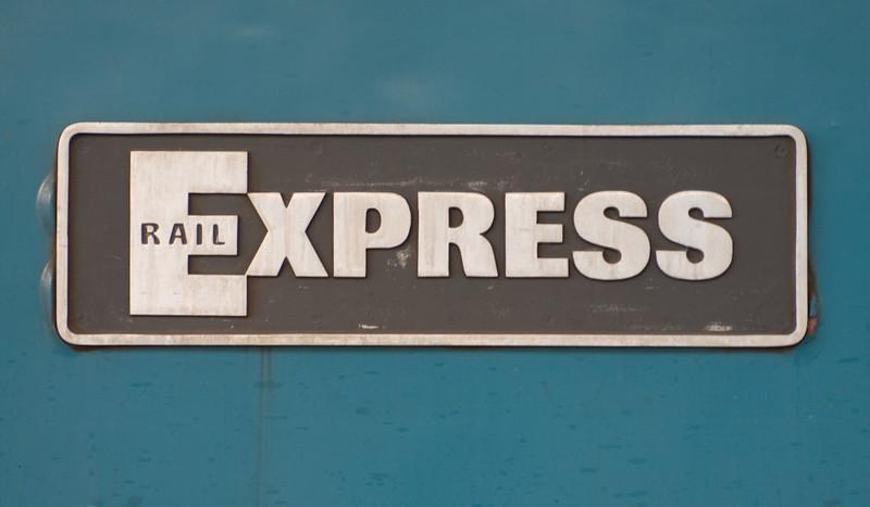 47853 Rail Express, 1Z41, Preston, 14 April 2007