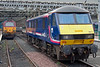 67016 & 90019, Edinburgh Waverley, 3 May 2008 - 1615