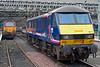 67016 & 90019, Edinburgh Waverley, 3 May 2008 - 1615