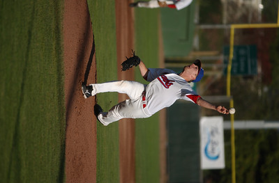 Humboldt Crabs starting pitcher Kyle Crawford took a no-hitter into the XX inning against the California Glory on Saturday.