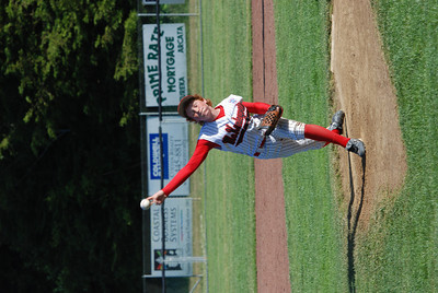 JosŽ Quezada/For the Times-Standard  McKinleyville starting pitcher.