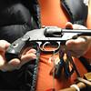 shaker handgun