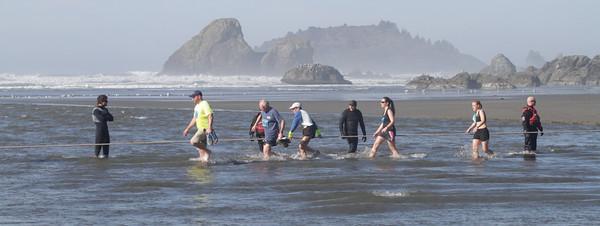 CLAM BEACH RUN