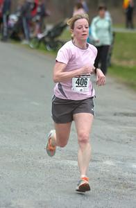 St. Peter's Keys Run. Ed Burke 4/18/09