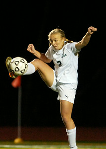 Shenendehowa's Kristen Connors during their Section II Class A Championship game against Bethelehem. Photo Erica Miller 11/9/11 spt_ShenBeth4_Thur