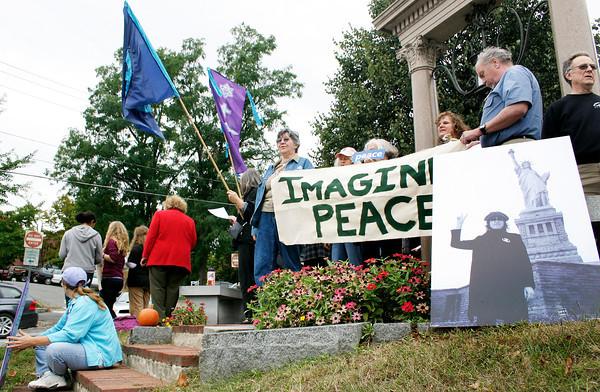 John Lennon Peace Vigil