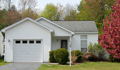 This house at 60 Skylark Drive, Milton, recently sold for $208,000. Photo Erica Miller 4/30/12 bspa_60SkylarkDr