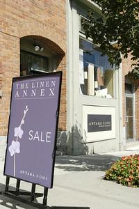 Antara Home located on Spring Street. Photo Erica Miller 8/30/09 news_Antara2_Mon