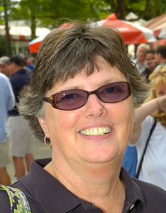 "Linda McConnell of Saratoga Springs, ""I used to bet on Pat Day. The only trainer I know is Nick Zito but I don't follow him."""