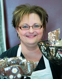 "Michelle Ballou of Ballston Spa, ""I'm going to be closed Sunday and Monday but I'm going to be making truffles for Decadent Diva, my chocolate business in Ballston Spa."""