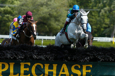 Steeplechase second race on Thursday at the Saratoga Race Course, on Thursday they announced that the Steeplechase Festival was canceled.Photo Erica Miller 8/30/12 news_Canceled4_Sat
