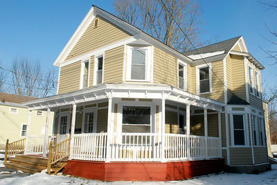 This house at 20 Van Dorn Street recently sold for $320,000. Photo Erica Miller 12/30/10 Transactions