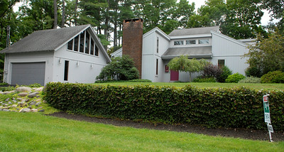 This property at 203 Woodlawn Ave, Saratoga Springs, recently sold for $550,000. Photo Erica Miller 7/27/12 Transactions