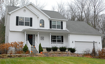 This house at 18 Dakota Drive, Wilton, recently sold to Beth Roberts for $278,000. Photo Erica Miller 11/28/11 1203_Transactions