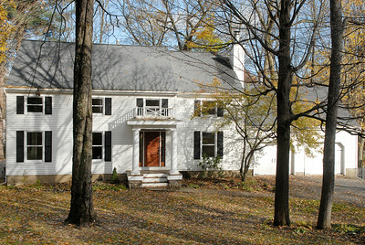 This house at 6 Longwood Drive recently sold for $361,000. Photo Erica Miller 10/28/11 Transactions