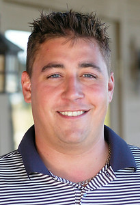 Scott Brennan is the golf pro at Orchard Creek Golf Club in Altamont. Ed Burke 9/29/10