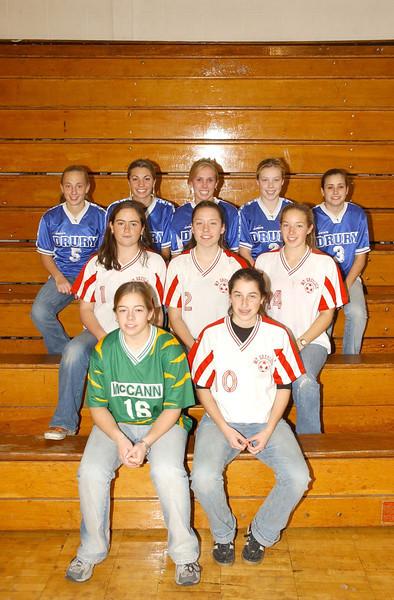 All-Transcript girls soccer