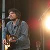 John E. Mitchell/North Adams Transcript<br /> Jeff Tweedy performs at the Solid Sound Festival.