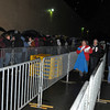 with meghan story<br /> Gillian Jones/North Adams Transcript<br /> Hundreds of people wait in line outside Wal-mart in North Adams on Friday morning prior to the store opening at 5 a.m. for Black Friday