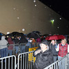 with meghan story<br /> Gillian Jones/North Adams Transcript<br /> Hundreds of people wait in line outside Wal-mart in North Adams on Friday morning prior to the store opening at 5 a.m. for Black Friday.