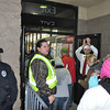 with meghan story<br /> Gillian Jones/North Adams Transcript<br /> People file into Wal-mart in North Adams shortly after it opened on Friday morning at 5 a.m. for Black Friday.