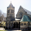 Jennifer Huberdeau/North Adams Transcript<br /> Parishioners of the former St. Mark's Episcopal Church, now part of All Saints Episcopal Church, will celebrate their last Mass in the building on Palm Sunday. The church and its neighboring parish hall are being put up for sale.