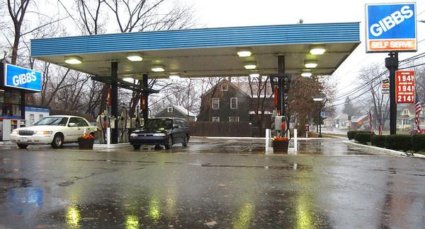 Gibbs gas station